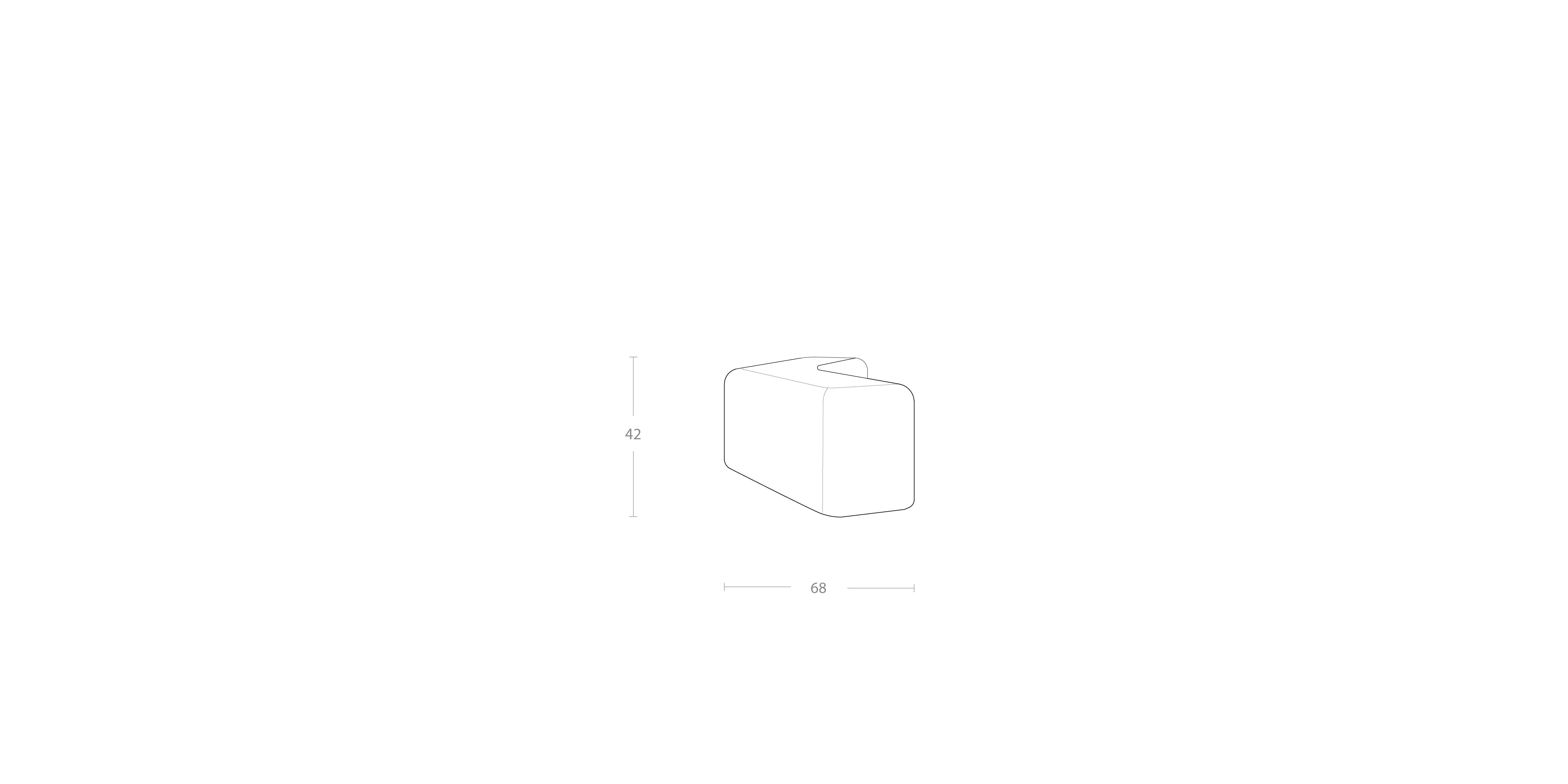 PUFF MM - CURVO 900 - 1700